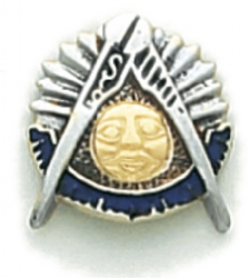 Past Master Lapel Pin Model # 362346
