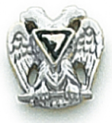 Scottish Rite Lapel Pin Model # 362367