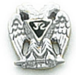 Scottish Rite Lapel Pin Model # 362368