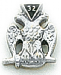 Scottish Rite Lapel Pin Model # 362372