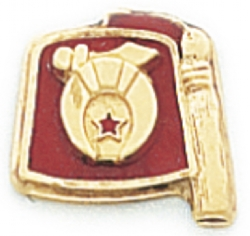 Shriners Lapel Pin Model # 362385