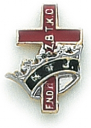Knights Templar Lapel Pin Model # 362394