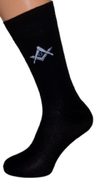 Cotton Rich Masonic Socks Model # 362517