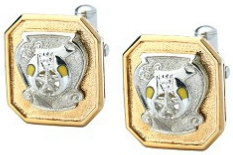 Premium Shriners Cufflinks Model # 362582