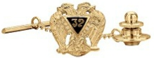 Scottish Rite Tie Pin Model # 362587