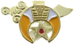 Shriners Pin Model # 362616