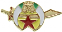 Shriners Pin Model # 362618