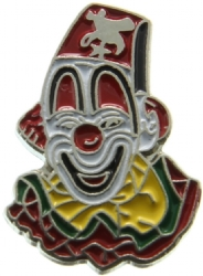 Shriners Clown Pin Model # 362624