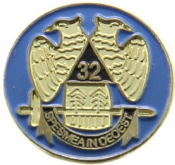 Scottish Rite Pin Model # 362627