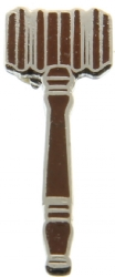 Gavel Pin Model # 362642