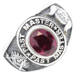 Past Master Clearance Ring Size 12.5