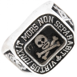 Mortality Clearance Ring Size 8
