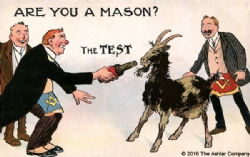Are you a Mason? The Test Model # 363838