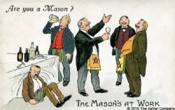 Are you a Mason? The Masons at Work Model # 363843