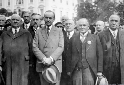 President Coolidge with Masonic Delegation Model # 363849