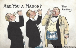 Are you a Mason? The Raising Model # 363924