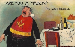 Are you a Mason? The last Degree Model # 363930