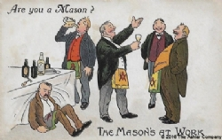 Are you a Mason? The Masons at Work Model # 363931