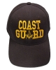 Black Coast Guard Hat Model # 357704