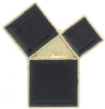 47th Problem of Euclid Lapel Pin