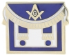 Masonic Apron Lapel Pin