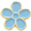 Forget-Me-Not Lapel Pin