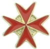 Knights of Malta Pin