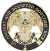 Ancient & Accepted Scottish Rite Pin