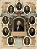Distinguished Masons of the Revolution Poster Model # 358405