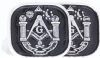 Master Masons Masonic Cufflinks Model # 358498
