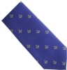 Royal Blue / Gold Square & Compass Tie Model # 358558