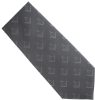 Gray Silk Shadow Tie Model # 358565