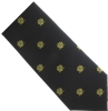 Black Scottish Rite Tie Model # 358567