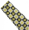 Square & Compass Checkerboard Tie Model # 358579