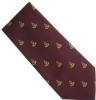 Maroon Past Master Tie Model # 358589