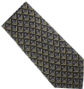 Blue / Gold Silk Masonic Tie Model # 358612