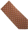 Red / Gold Silk Masonic Tie Model # 358614