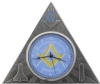 Masonic Desk Clock Model # 358629