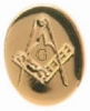 Masonic Tie Tac Model # 358677