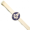 Gold Tone Masonic Tie Bar Model # 358681