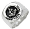 Aude Vide Tace Ring Model # 358715