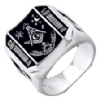 Masonic Pillars Ring Model # 358716
