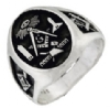 Oval Master Masons Ring Model # 358766