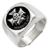 Memento Mori Ring Model # 358774