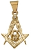 Diamond Masonic Pendant Model # 358816