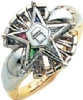 Eastern Star Ring Model # 358890