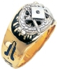 Blue Lodge Ring Model # 358896