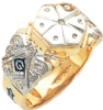 Blue Lodge Ring Model # 358901