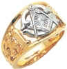 Blue Lodge Ring Model # 358904
