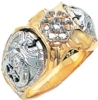 Shriners Ring Model # 358905